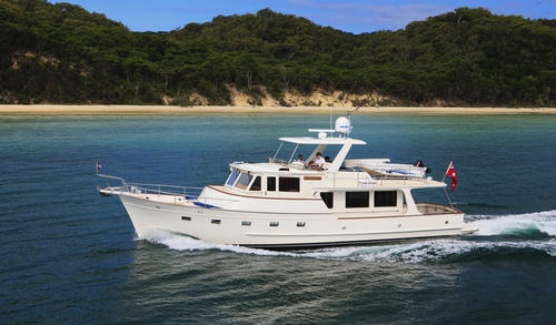 Fleming Yachts Fleming 55