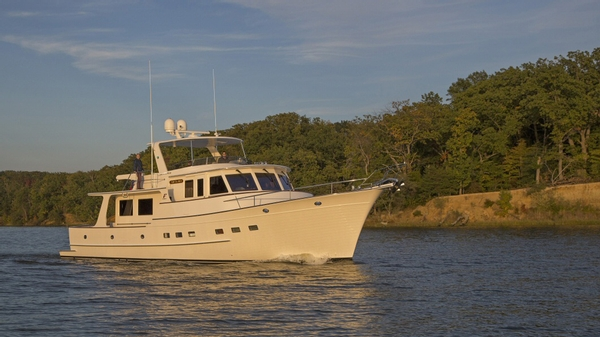 Used Boats for Sale at Grand Yachts - Fleming Yacht 58