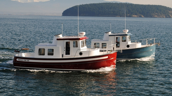 Nordic Tugs Nordic Tug 26