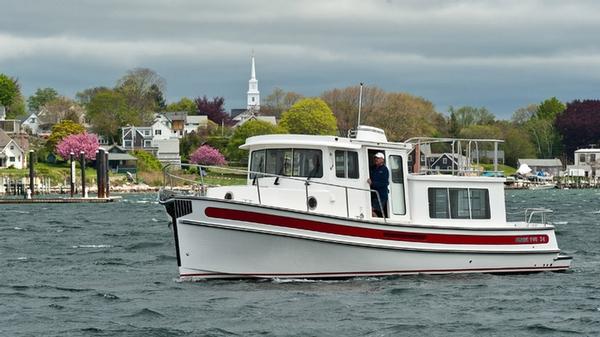Nordic Tugs Nordic Tug 34