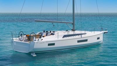 Beneteau Sail Oceanis 40.1
