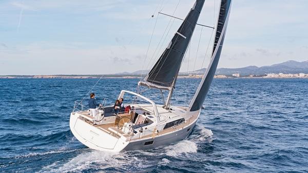 Beneteau Sail Oceanis 41.1