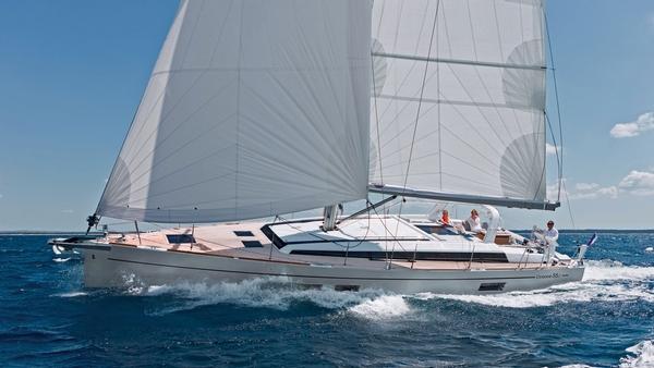 Beneteau Sail Oceanis 55.1