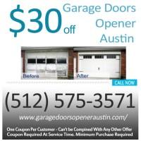 Garage Doors Opener  Austin