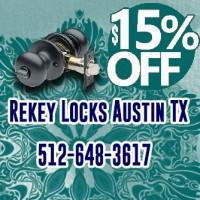Rekey Locks  Austin TX