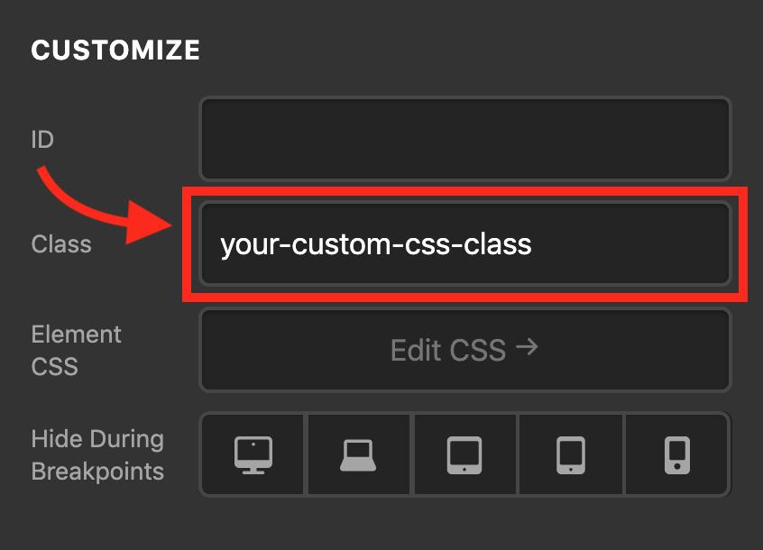 ConvertPlus Custom CSS
