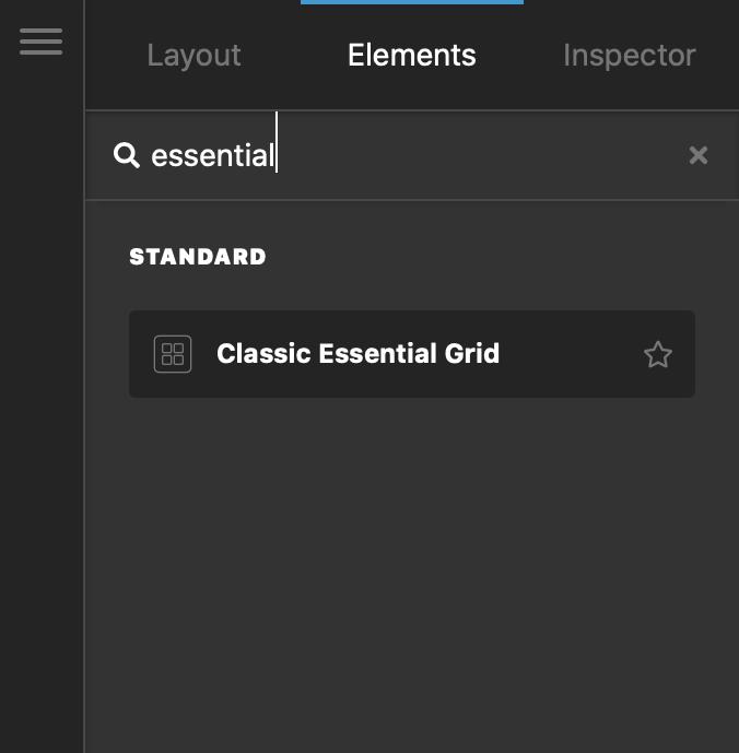 Cornerstone/Content Builder Elements