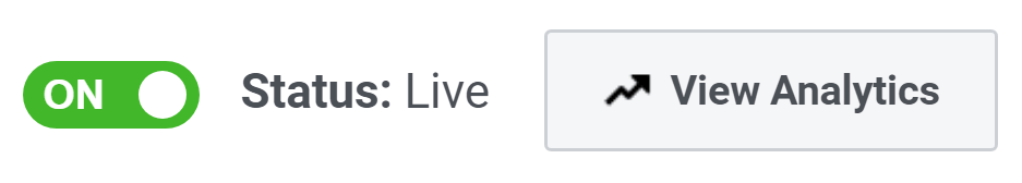 Facebook App Status
