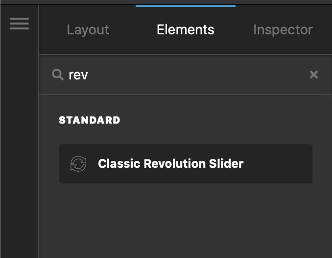 Cornerstone/Content Builder Element