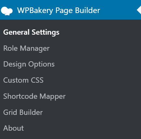 WP Bakery Page Builder Tab