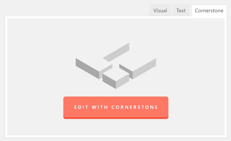 Cornerstone Content Builder