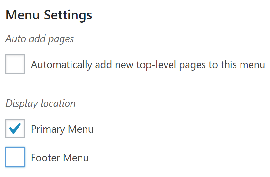 Navigation Dropdown Issues