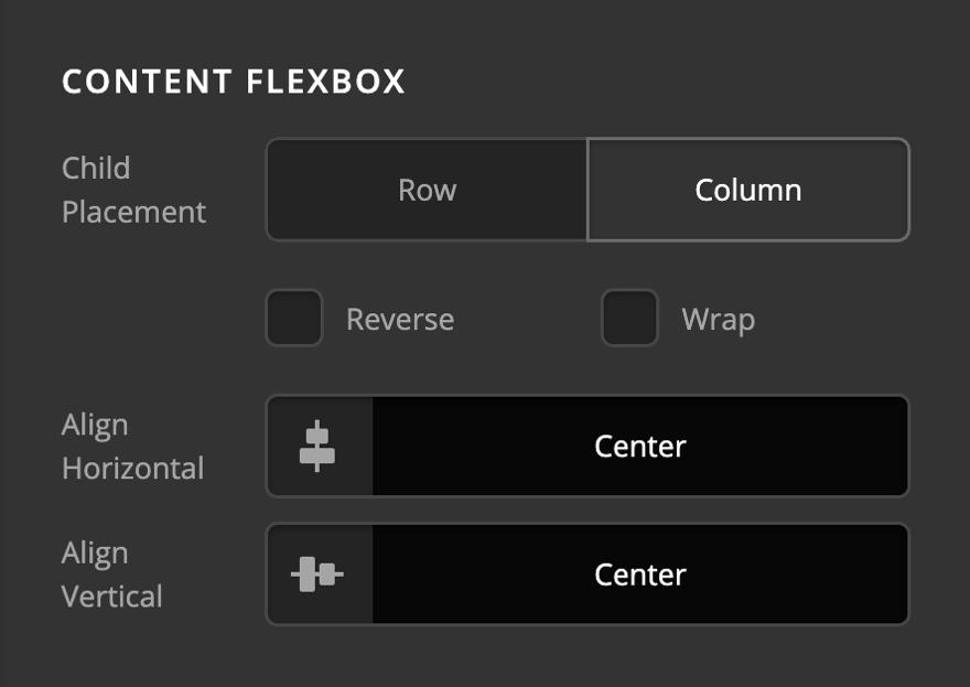 Creative CTA Flexbox