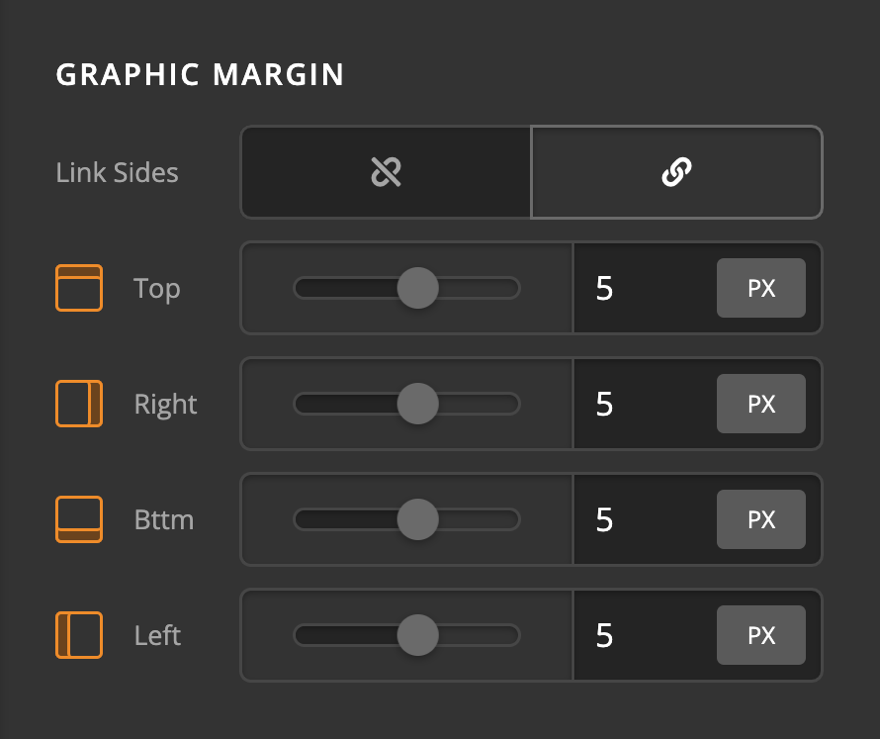 Creative CTA Graphic Margin