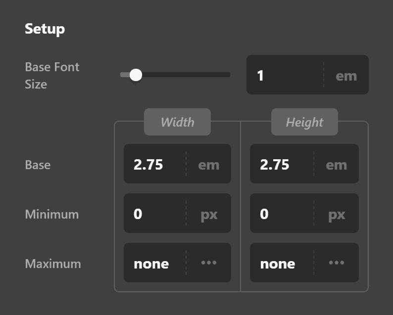 Navigation Dropdown Toggle Setup