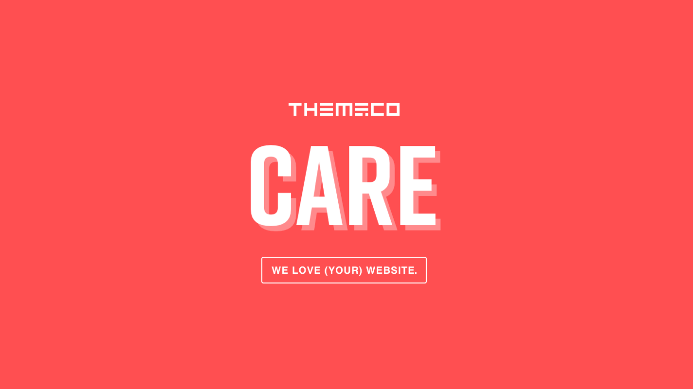Care Banners