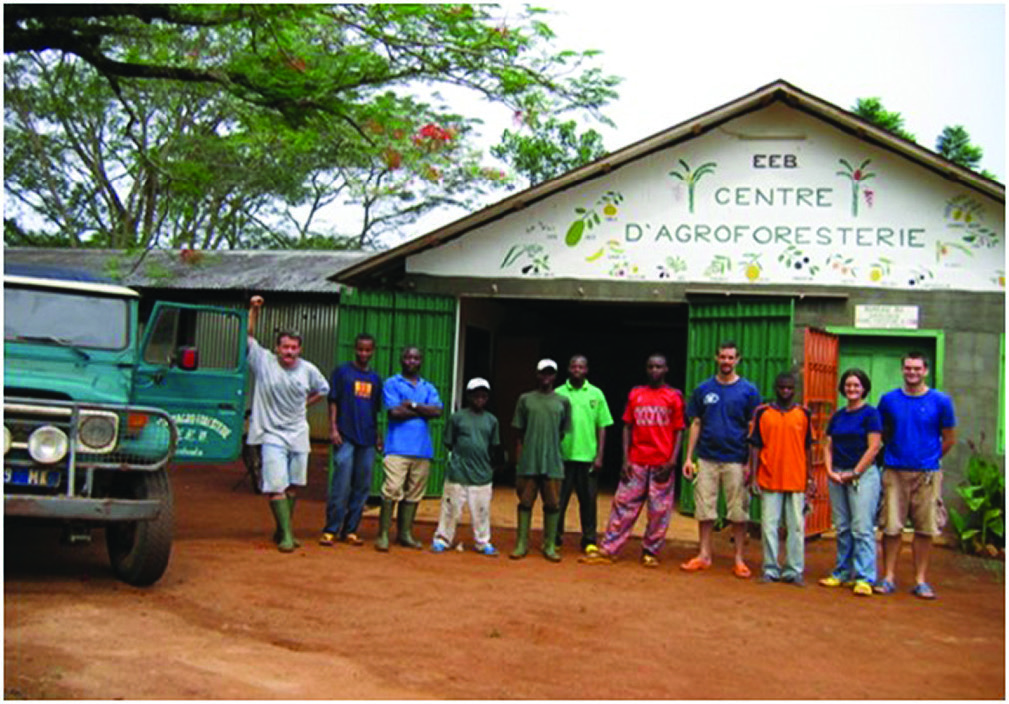 Gamboula's Agroforestry Center