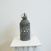 Blue grey lantern