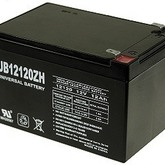 12 volt12 amp hour battery