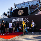 Brass knuckles exhibit