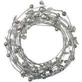Silver garland