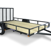 5x8ft trailer sure trac