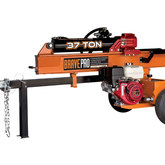 Brave 37 ton log splitter vh1737gx