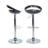 2 pcs font b bar b font font b stools b font chairs swivel footrest furniture
