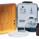 Portable sampler