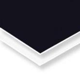 4x8 black white foamcore med