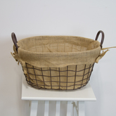 Brown 20wire 20basket 20with 20burlap 20liner1 %283%29