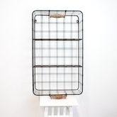 Large 20metal 20basket 20with 20dividers1 %284%29