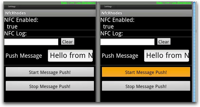 nfc-rhodes start push