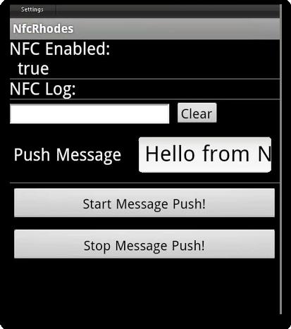 nfc-rhodes app view
