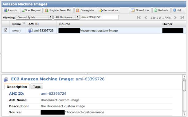 amazon machine image