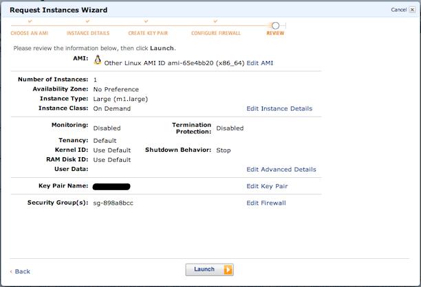 request instances - review