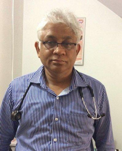 Dr. A S Sanjay (General Medicine)