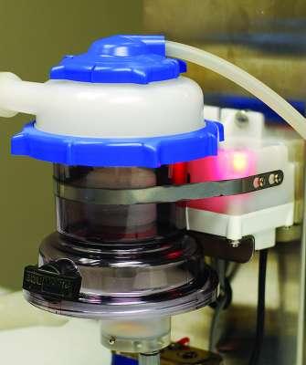 SmartControl™ Milchmengenmessgerät