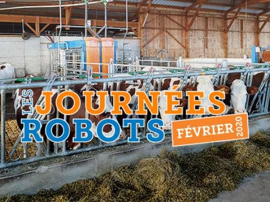 LES JOURNEES ROBOTS 2020 : Séjour dans le Cantal