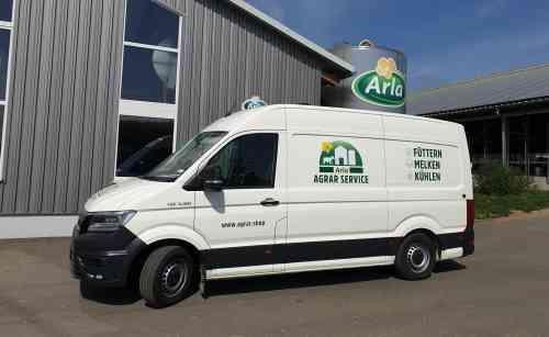 Arla Foods Agrar Service und BouMatic bündeln ihr Stärken zum Nutzen der Milcherzeuger in der Eifel Region
