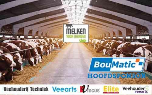 BouMatic hoofdsponsor van Melken voor Morgen-event