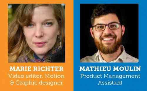 BouMatic begrüßt 2 neue Kolleginnen in der Marketing-Abteilung