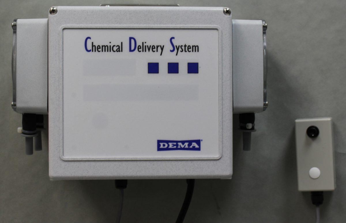 Chlorine Dioxide Pump