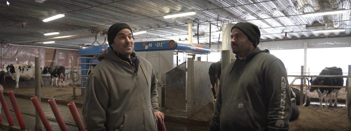 Benoit Gaudette and Patrick Gaudette