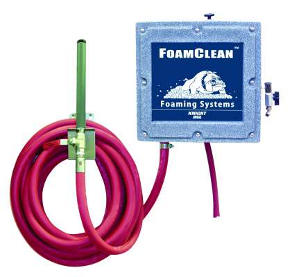 FoamClean - Foam Cleaning Systems