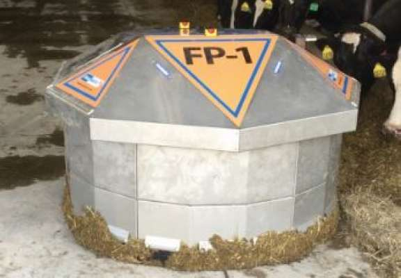 Robotic Feed Pusher FP-1