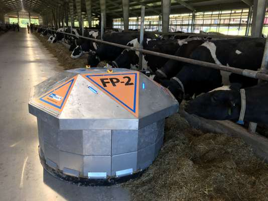 Robotic Feed Pusher FP-2