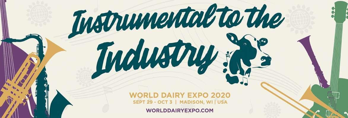 World Dairy Expo 2020