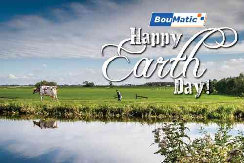 At BouMatic - every day is Earth Day.
