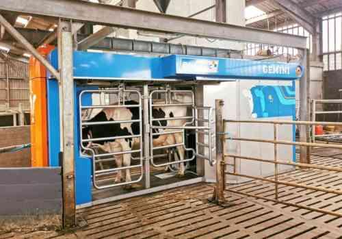 Robotic Versus Conventional Milking